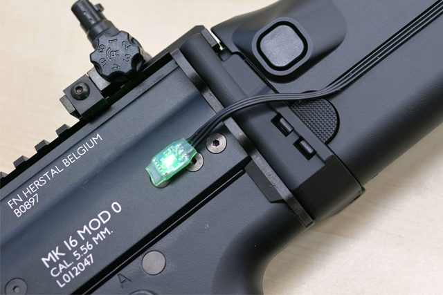 リポの残量チェックに便利なG-FORCE「LiPo Warning LED」登場!