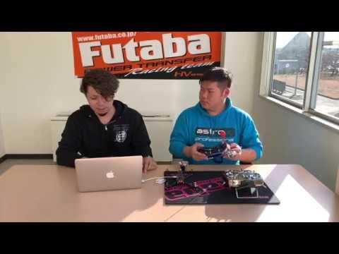 Futabaが小型受信機「R2000SBM」の公式レビュームービーを公開!