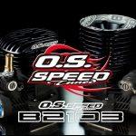 O.S.が1/8オフロードバギー用エンジン「B2103」のムービーを公開!