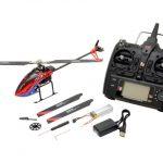ハイテックの小型電動ヘリ最新作「K130」に迫る!