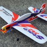 ワールドモデルスからEPPの3Dアクロ機「SBach342」が登場!