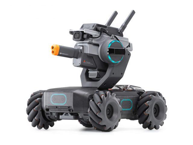 DJIから教育用ロボット「ROBOMASTER S1」が登場!