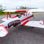MBP JAPANから「RED BARON PIZZA SQUADRON STEARMAN 20cc」が登場!