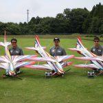 F3A世界選手権に挑むTeam Futaba「32MZ」+新型機レポート!