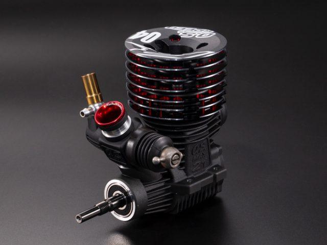 O.S.が最新オンロードエンジン「R2104」を発表!