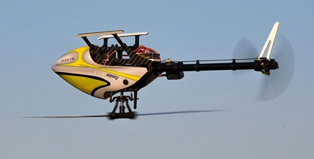 エアクラフトから小型RCヘリ「Blade Fusion 180 BNF Basic」が登場!