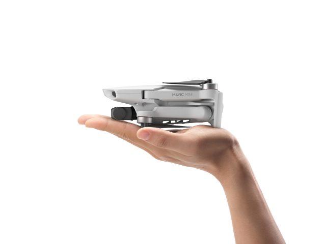 DJIから超小型ドローン「Mavic Mini」が登場!