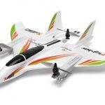 ハイテックからドローンと飛行機を兼ね備えた「X450アビエイター」登場!
