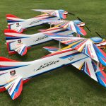 FutabaのF3A機「SkyLeaf Leader G」が1月に発売!さらに最上級グレードの「A1」も発表!