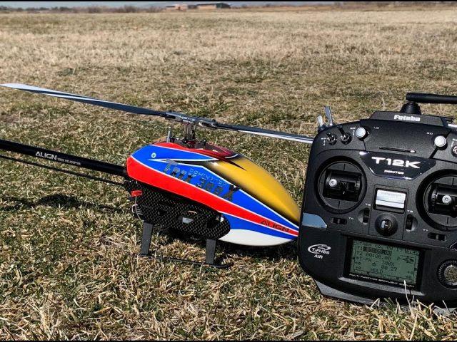 ALIGNがAlan Szabo Jr.氏による「T-REX300X」の3Dフライト動画を公開
