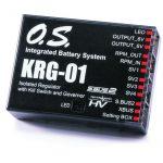 O.S.からガソリンエンジンユーザー必見の「KGR-01」が登場!