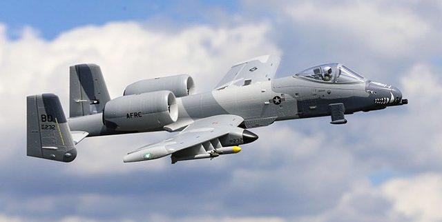 エアクラフトからEDFスケール機「E-flite A-10 Thunderbolt II 64mm EDF」が登場!