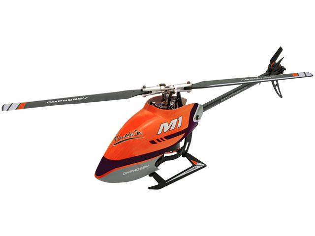 ハイテックから高性能小型電動ヘリ「M1」が登場!