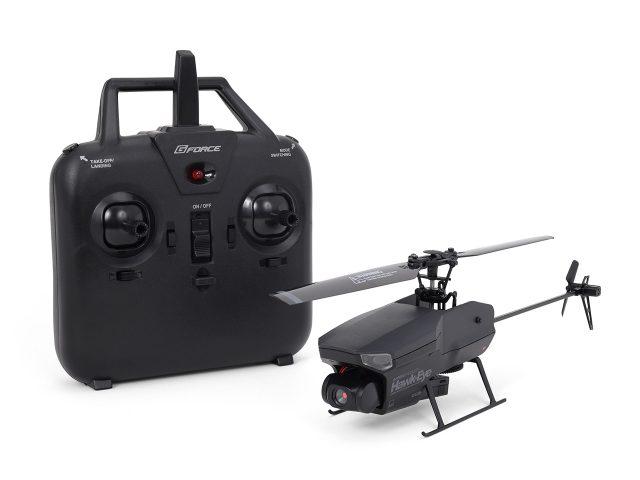 G-FORCEからフルHDカメラ搭載マイクロヘリ「Hawk-Eye」が登場!