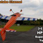 Futabaが大型機用高速サーボ「HPS-AA700」を搭載した機体のフライト動画を公開!